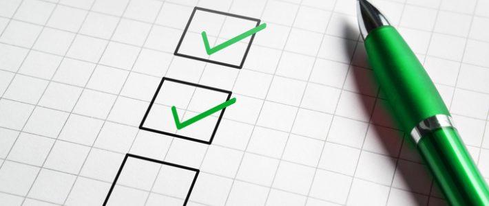 Ma quanto sono importanti le check list nella sicurezza sul lavoro?